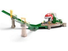Mario Kart Hot Wheels Piranha Plant Slide Track Set