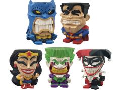 DC Comics Teekeez Set of 5 Figures