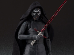 Star Wars S.H.Figuarts Kylo Ren (The Rise of Skywalker) With Bonus
