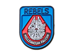 Star Wars: The Last Jedi Rebels Millenium Falcon Lapel Pin