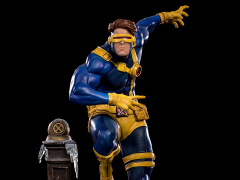 X-Men Battle Diorama Series Cyclops 1/10 Art Scale Limited Edition Statue