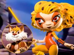 ThunderCats Mini Co. Cheetara & Snarf