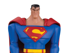 Justice League Animated Superman Figure