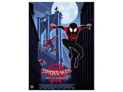Spider-Man: Into the Spider-Verse Fine Art Limited Edition Lithograph