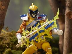 Power Rangers Dino Charge Lightning Collection Gold Ranger