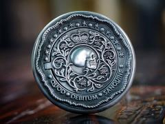John Wick: Chapter 2 Blood Oath Marker Replica Pin