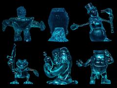 Run-A-Mucks (Crystal Blue) Mini Figure Six-Pack
