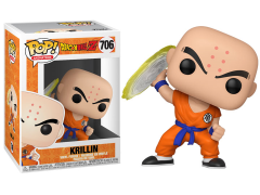 Pop! Animation: Dragon Ball Z - Krillin (with Destructo Disc)