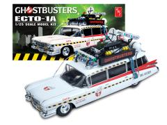 Ghostbusters II Ecto-1A 1/25 Scale Model Kit