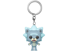 Pocket Pop! Keychain: Rick and Morty - Teddy Rick