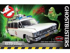 Ghostbusters Ecto-1 1/25 Scale Model Kit With Slimer
