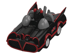 Batman Classic TV Series Batman 80th Pullback Batmobile PX Previews Exclusive