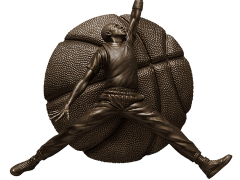 Michael Jordan (Bronze Edition) 1/6 Scale Sculpture