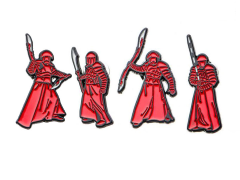 Star Wars: The Last Jedi Elite Praetorian Guard Pin Set