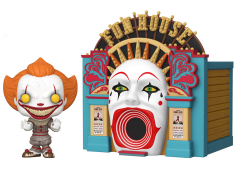 Pop! Town: IT Chapter Two - Funhouse With Pennywise