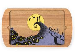 The Nightmare Before Christmas Jack & Sally Billboard Serving Tray