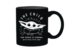 The Mandalorian The Child The Force is Strong Mug