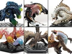 Monster Hunter Capcom Figure Builder Standard Model Plus Vol.16 Box of 6 Figures