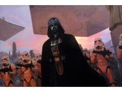 Star Wars The Diplomat Limited Edition Lithograph