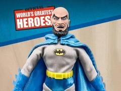 "DC World's Greatest Heroes Hugo Strange as Batman 8"" Retro Figure"