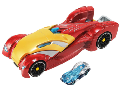 Avengers: Endgame Hot Wheels Iron Man Launcher Vehicle
