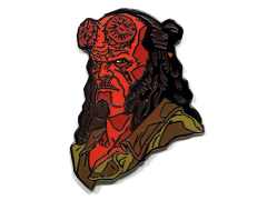 Hellboy Limited Edition Enamel Pin