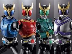 Kamen Rider So-Do Chronicle Kamen Rider Kuuga Box of 10 Figures