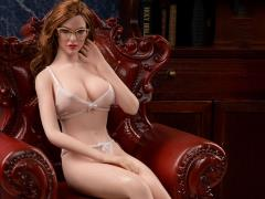 Exquisite Underwear (White) Camry Series Spring Large Bust 1/6 Scale Accessory Set (028-LG)