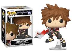 Pop! Games: Kingdom Hearts III - Sora With Ultima Weapon