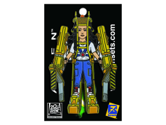 Alien Ripley in Power Loader Pin