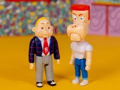 Pee-wee's Playhouse ReAction Randy & Bill Baloney Figure Two-Pack