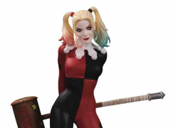 Cover Girls of the DC Universe Harley Quinn Limited Edition Statue (Frank Cho)