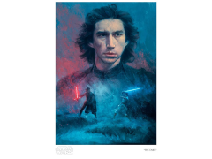 Star Wars The Duel Limited Edition Giclee