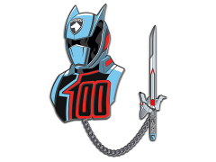 Power Rangers S.P.D. Icons Shadow Ranger Lapel Pin