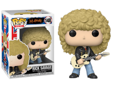 Pop! Rocks: Def Leppard - Rick Savage