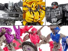 Transformers Studio Series Deluxe Wave 7 Set of 6 Figures