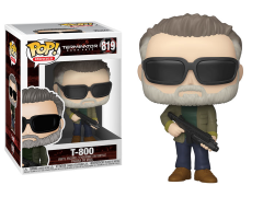 Pop! Movies: Terminator: Dark Fate - T-800