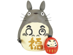 My Neighbor Totoro Good Luck Daruma Figure