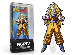 Dragon Ball Z FiGPiN #222 Super Saiyan 3 Goku