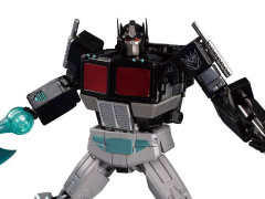 Transformers Masterpiece MP-49 Black Convoy (Nemesis Prime)