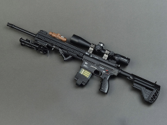 British Special Force 1/6 Scale Weapon Set C (HK417 Sniper/HK69)