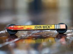 John Wick A F@#king Pencil Enamel Pin