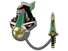 Mighty Morphin Power Rangers Icons Dragonzord Lapel Pin