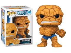 Pop! Marvel: Fantastic Four - Thing