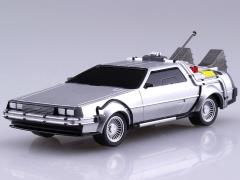Back to the Future Pullback DeLorean 1/43 Scale Model Kit