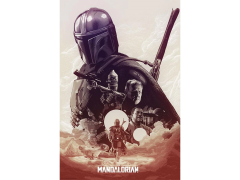 Star Wars They're Waiting for You Limited Edition Lithograph