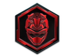 Power Rangers Beast Morphers Red Ranger Enamel Pin