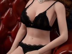 Exquisite Underwear (Black) Camry Series Spring Large Bust 1/6 Scale Accessory Set (028-LB)