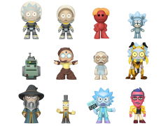 Rick and Morty Series 2 Mystery Minis Box of 12 Figures