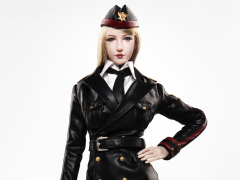 Female Army Uniform (Black) 1/6 Scale Accessory Set